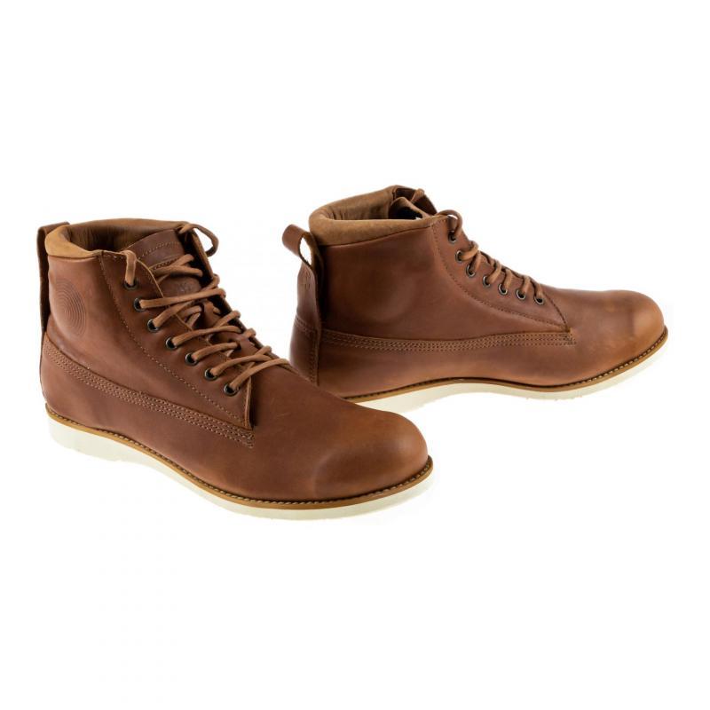 Chaussures de moto Alpinestars RAYBURN marron