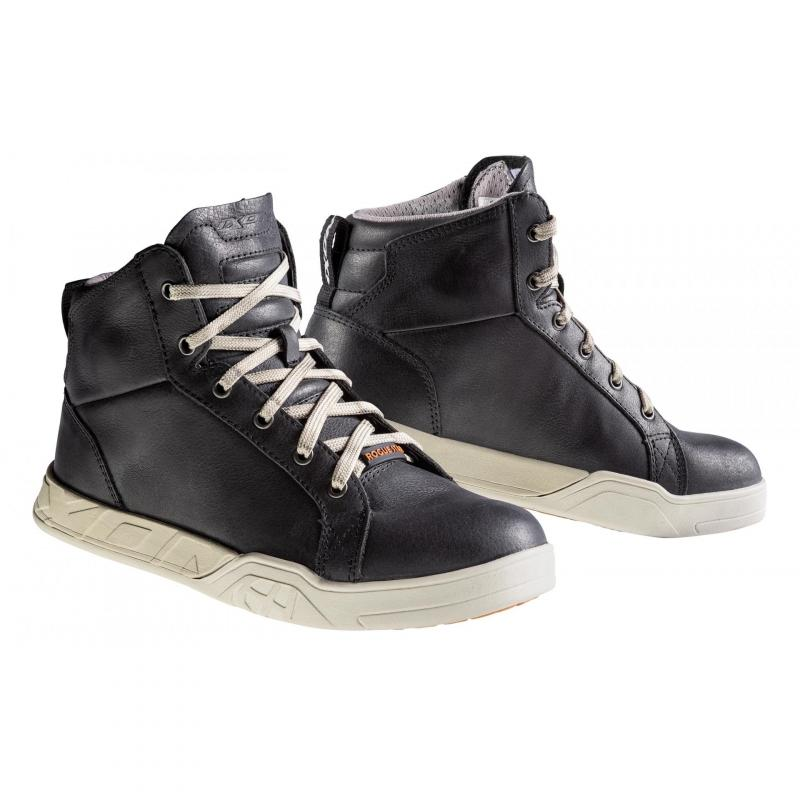 Chaussures femme moto Ixon Rogue Star Lady noir