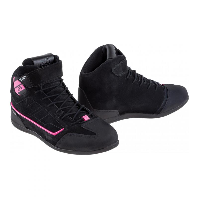 Chaussures femme V'Quattro GP4 WP noir