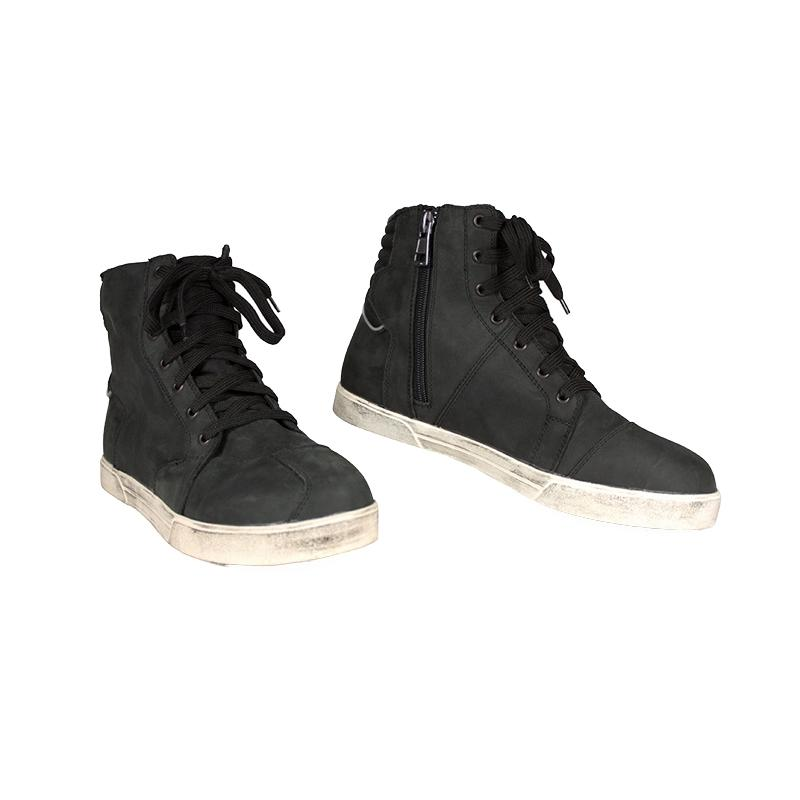 Chaussures montantes Harisson Yankee noir