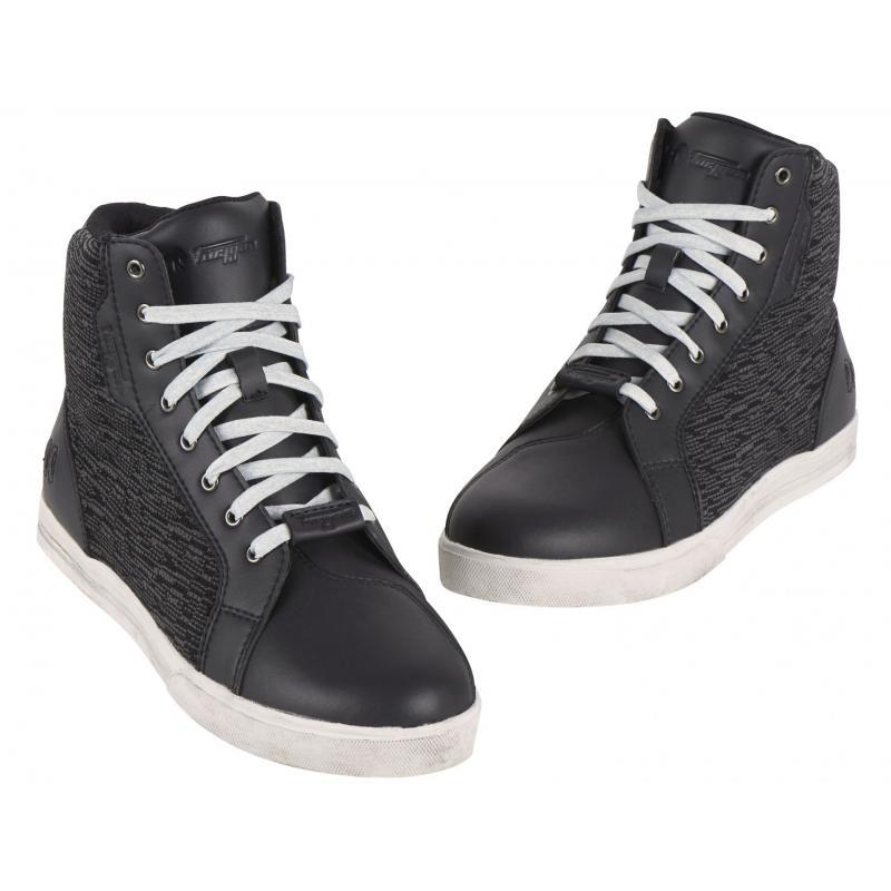 Chaussures moto Furygan Sydney D3O WP noir