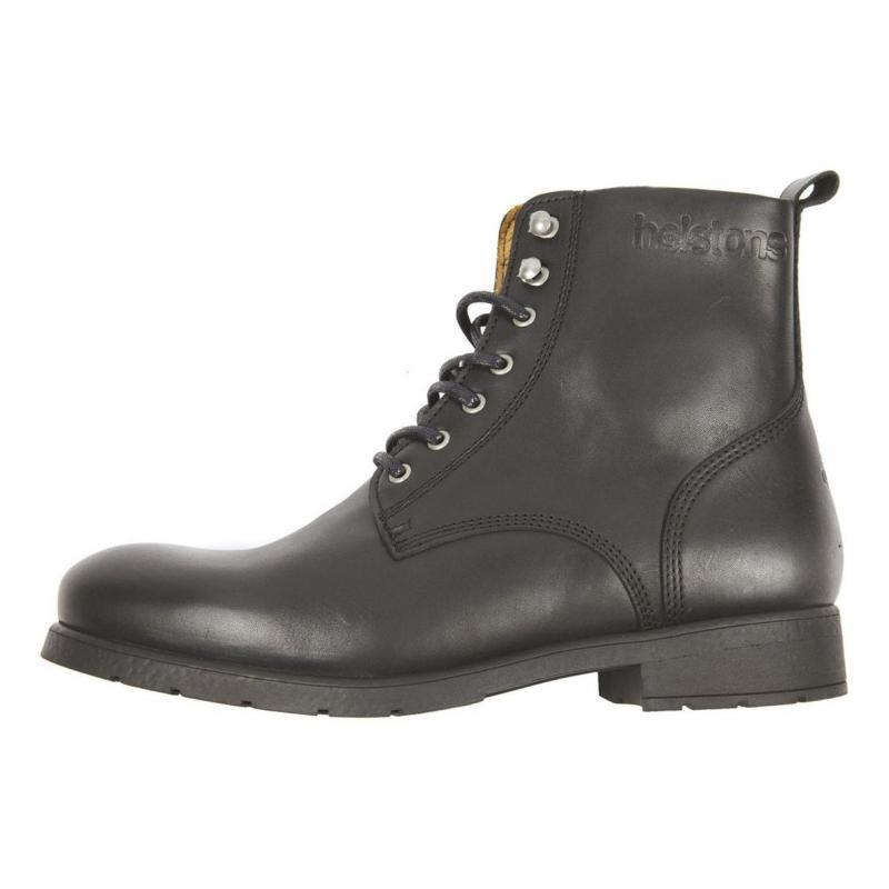Chaussures moto Helstons City noir