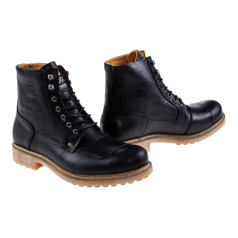 Chaussures moto Helstons Mountain noir