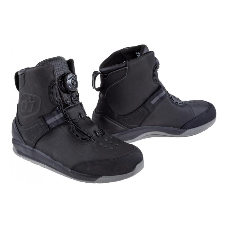 Chaussures moto Icon Patrol 2 noir