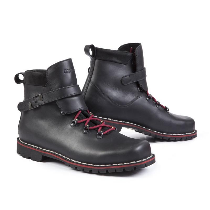 Chaussures Stylmartin RED REBEL noir