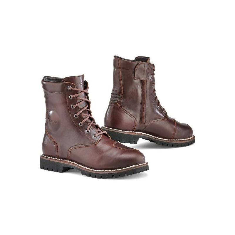 Chaussures TCX Hero Waterproof marron vintage