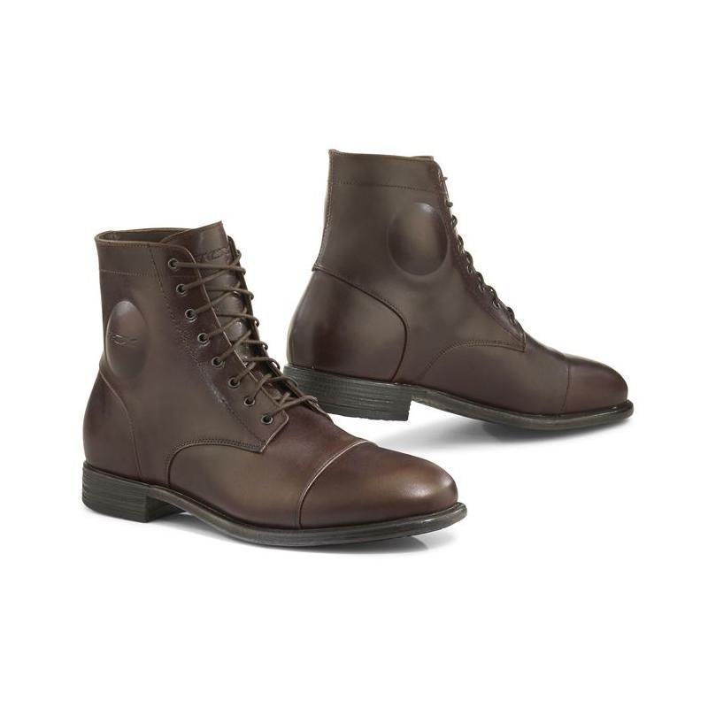 Chaussures TCX Metropolitan Gore Tex marron foncé