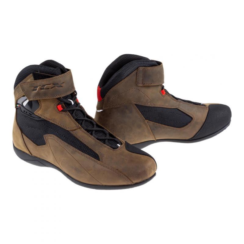 Chaussures TCX Pulse Dakar marron