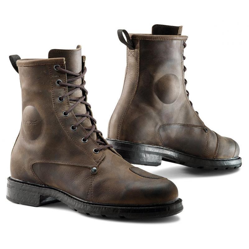 Chaussures TCX X-Blend Waterproof marron vintage