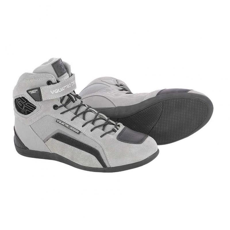 Chaussures V'Quattro GP4 19 gris