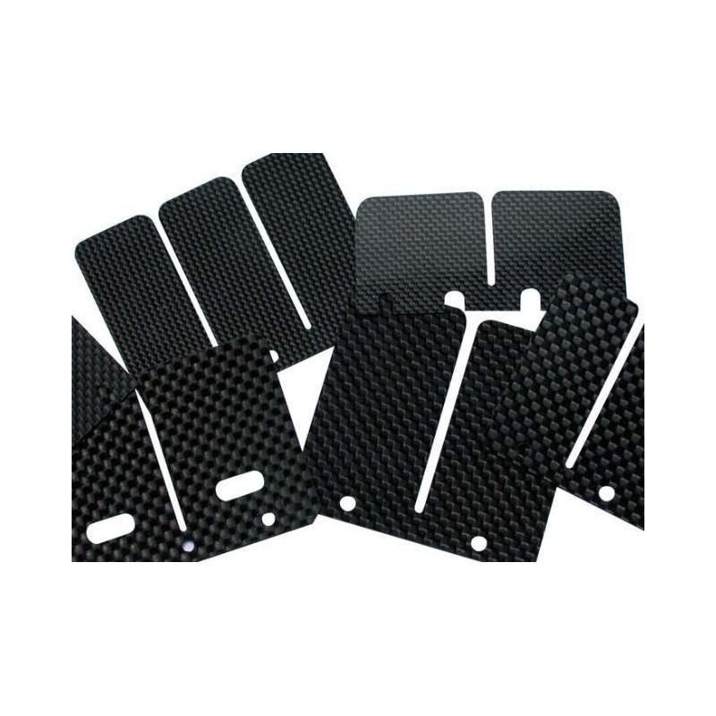Clapets carbone pour mx/exc/gs80 1996