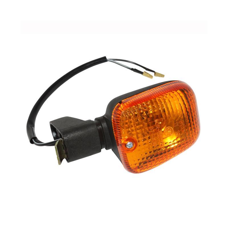 Clignotant orange/noir arrière Aprilia RS 50/Leonardo 125