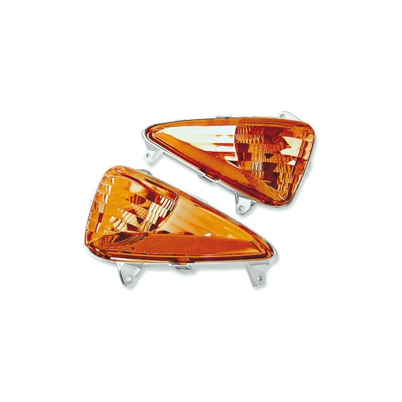 Clignotant type origine V Parts avant droit orange Honda CBF 1000 SC58 06-10