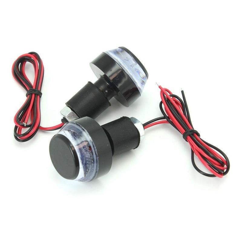 Clignotants LED OPM Creed noir