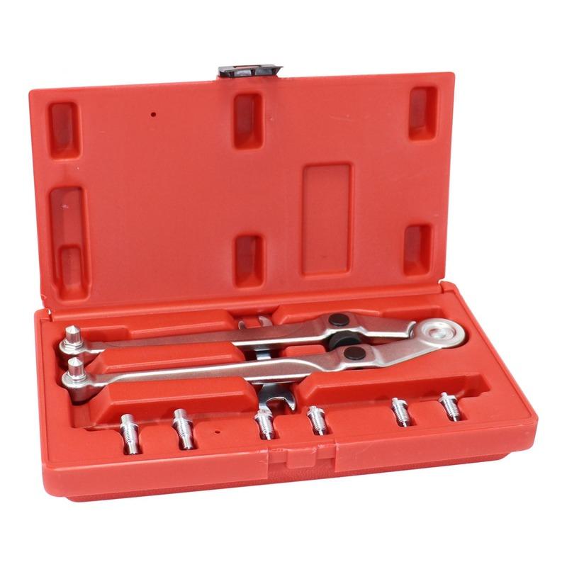 Coffret clé à ergots réglable Ø 2,5-4 - 3-5 - 6-8 - 7-9mm