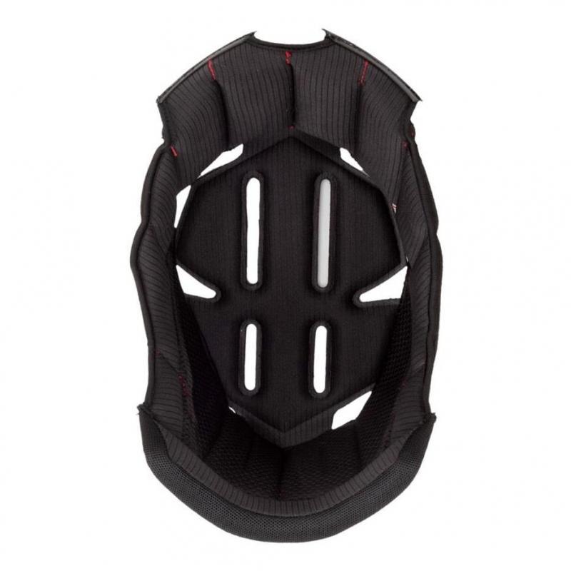 Coiffe de casque BELL RS-2 noir