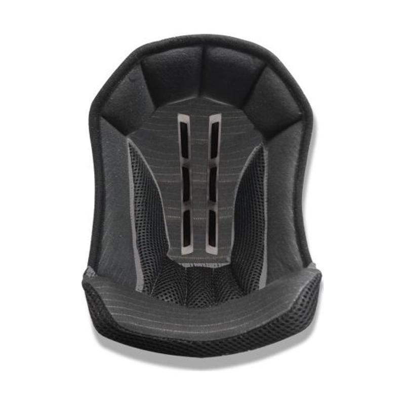 Coiffe de casque pour Bell Moto 9 noir