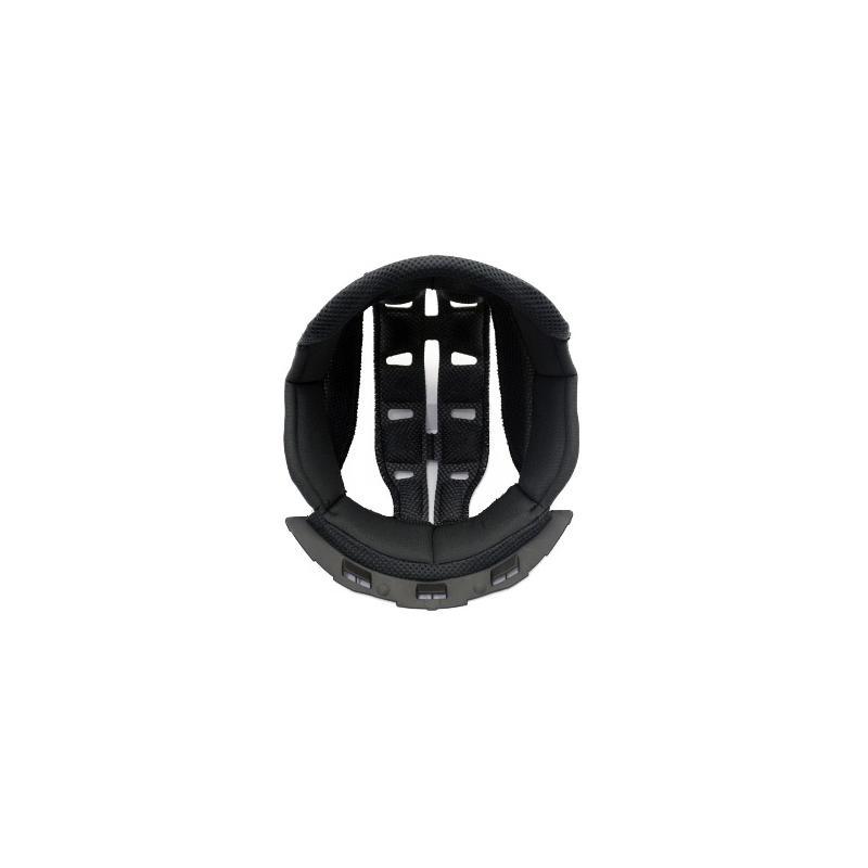 Coiffe de casque Shoei TR3 noire