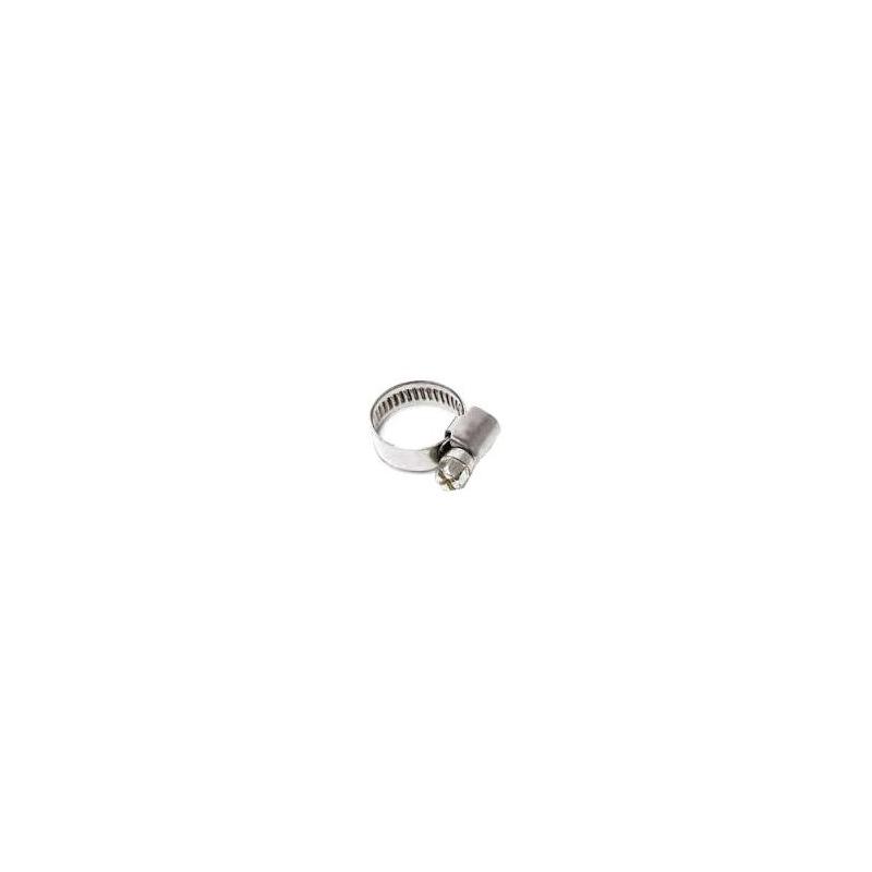 Colliers de serrage en métal à crémaillère 12x22