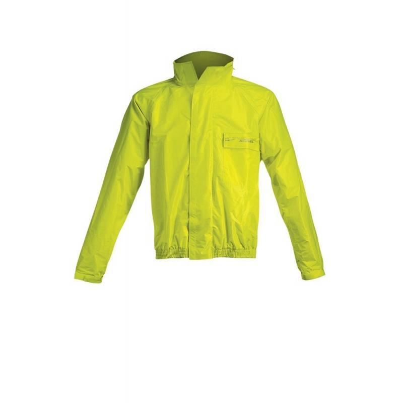 Combinaison de pluie Acerbis Logo noir/jaune