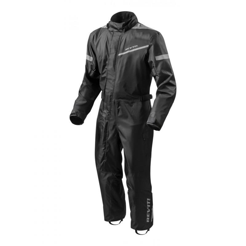 Combinaison intégrale textile Rev'it Pacific 2 H2O noir