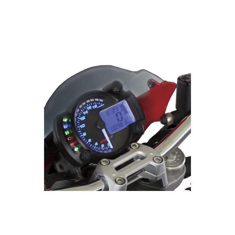 Compteur Koso RX2N+ GP Style 20 000 tr/min