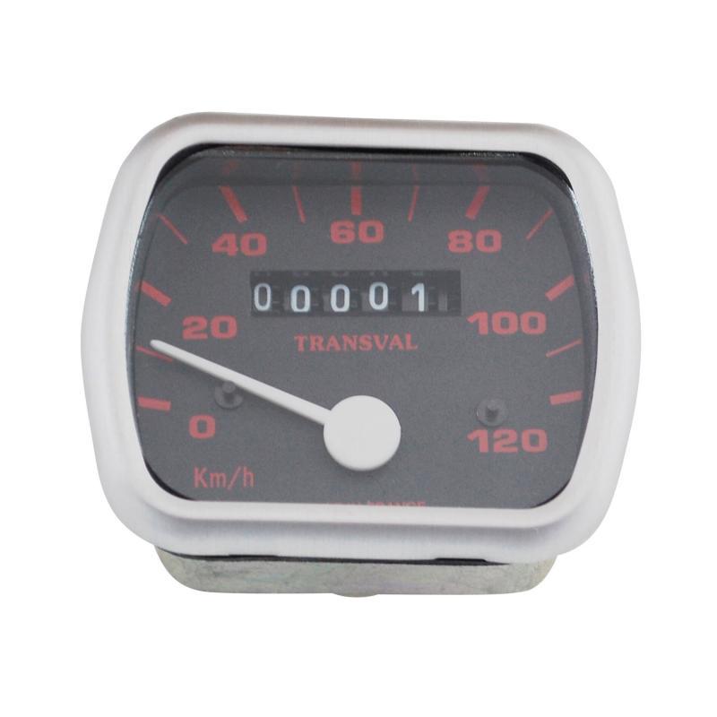 Compteur transval 120km/h pour Peugeot 103 vogue/mvl 16 pouces