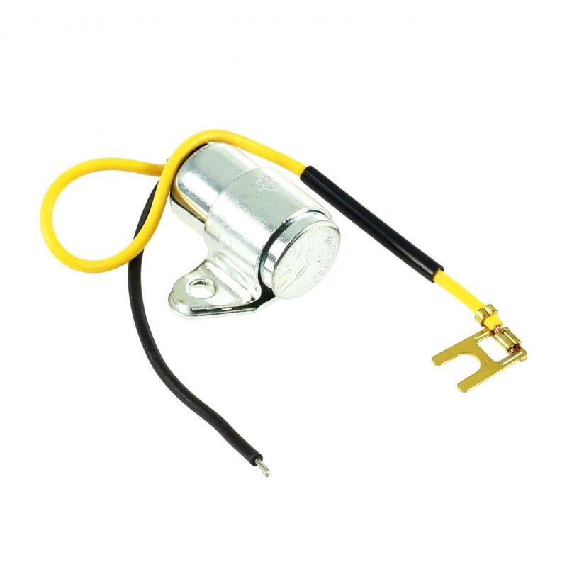 Condensateur cote droit pour suzuki gt250, t250 70-77, gt500, t350/500 69-77