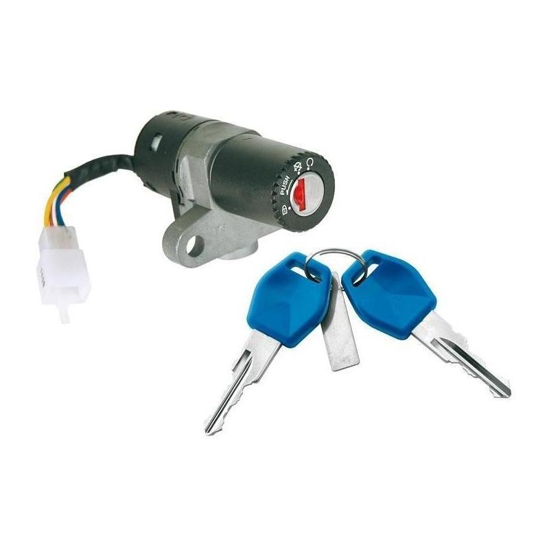 Contacteur à clé adaptable type origine Yamaha XT X/R