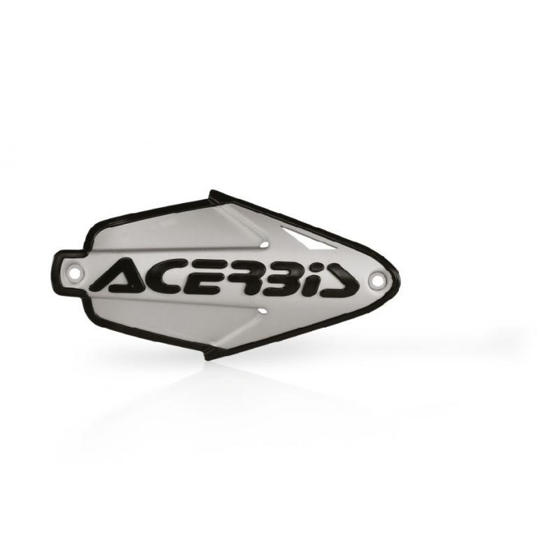 Coque de rechange aluminium Acerbis pour protège-mains Multiplo R