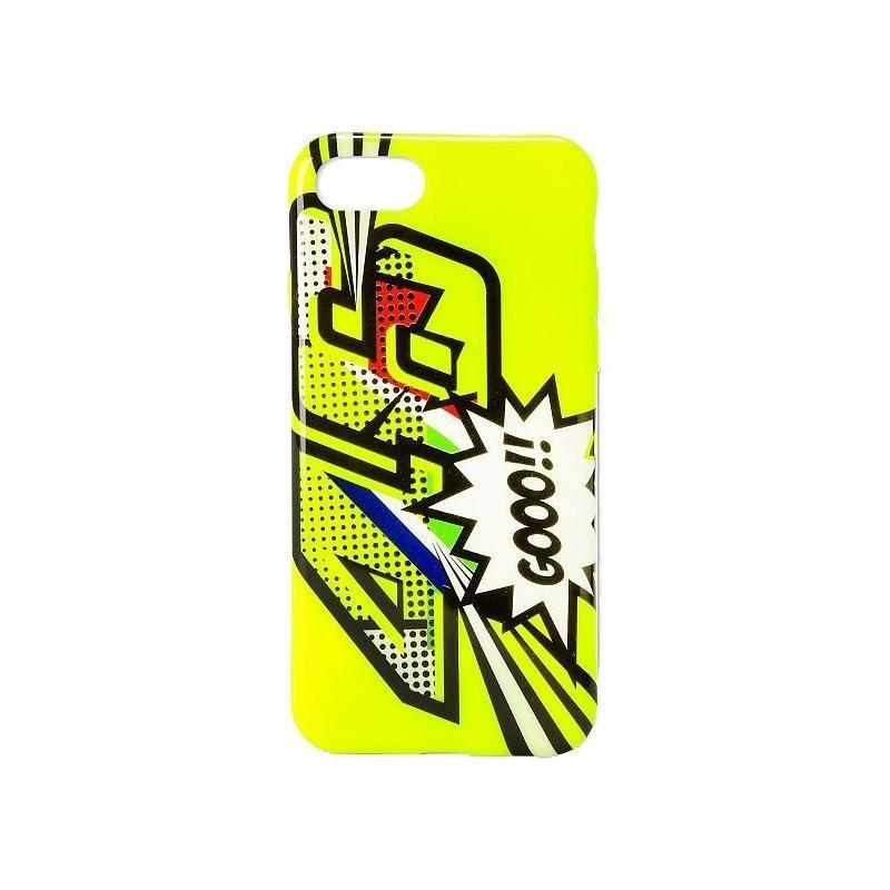 Coque iPhone 7/8 VR46 Valentino Rossi Pop Art 2019