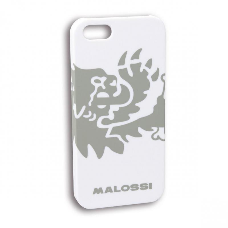 Coque téléphone Malossi blanche Iphone 4/4S