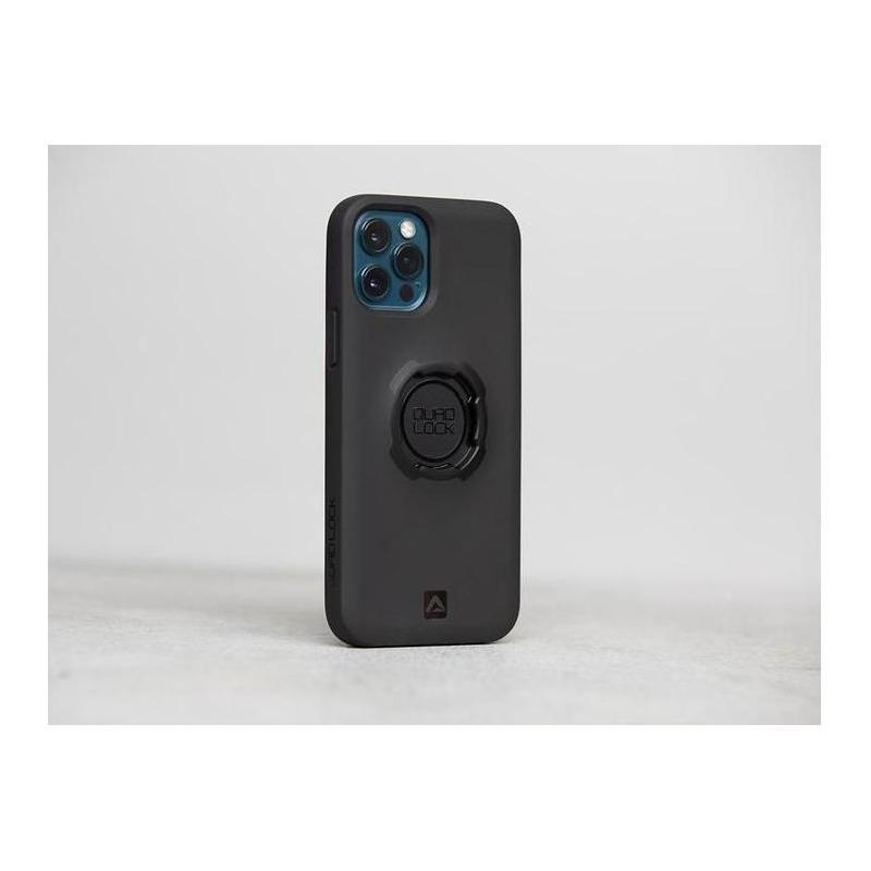 Coque téléphone Quad Lock avec fixation Iphone 12 Pro Max