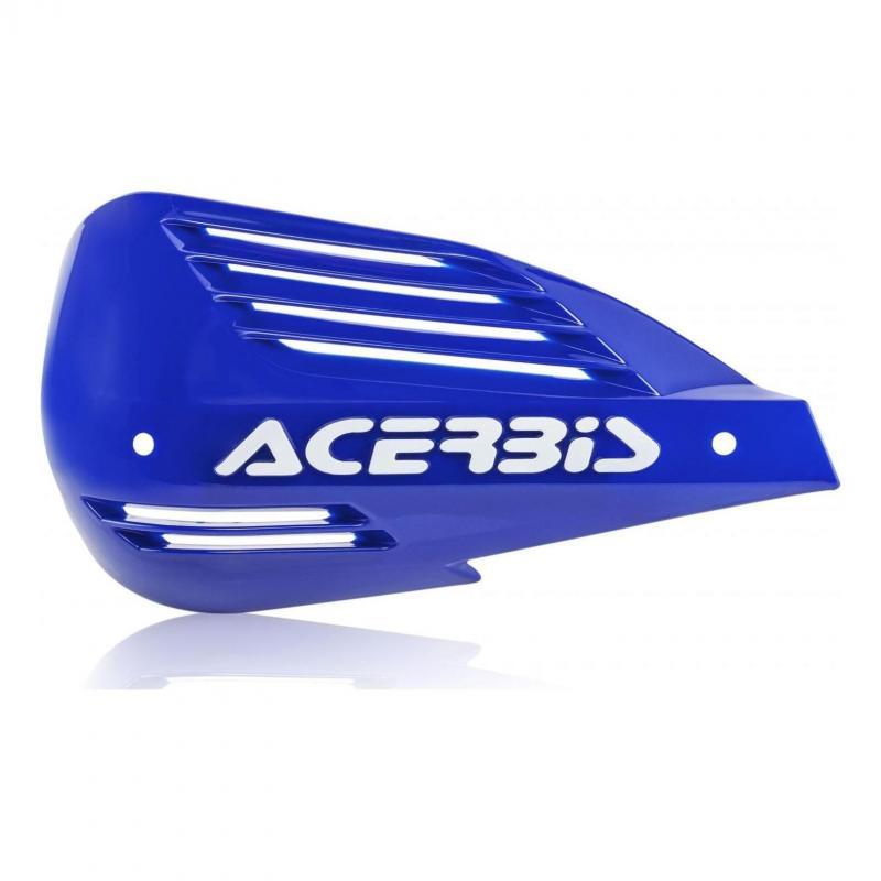 Coques de protège-main Acerbis Endurance bleu