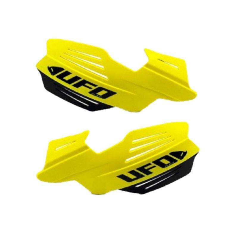 Coques de protège-mains UFO Vulcan jaune (jaune RM 00-17)