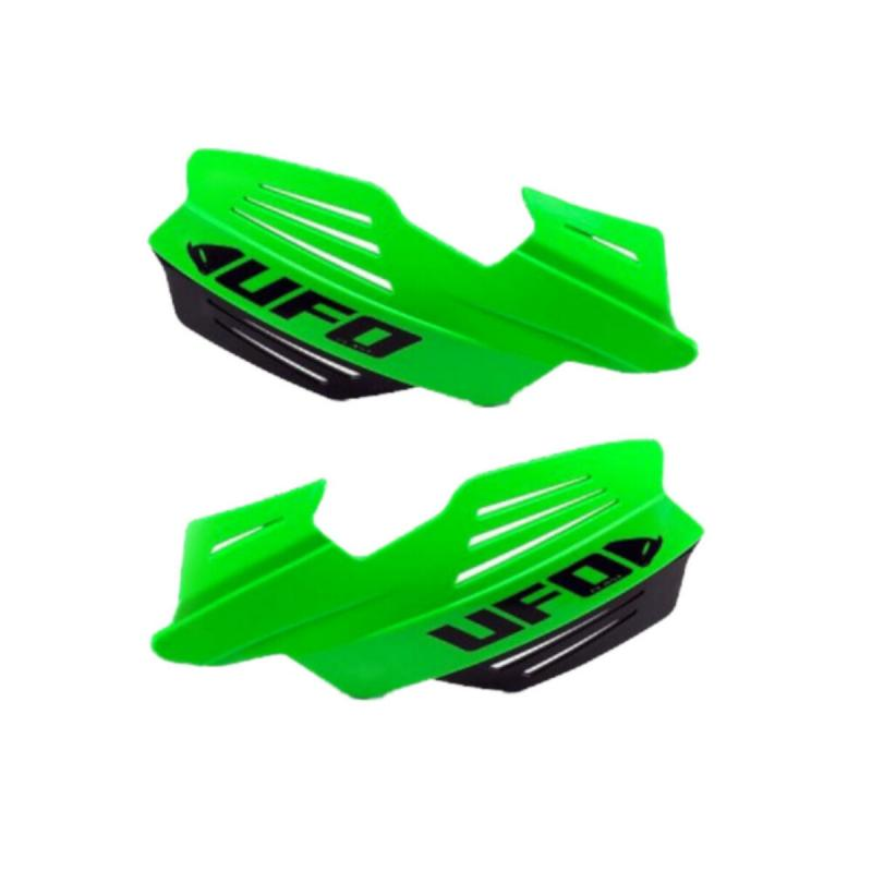 Coques de protège-mains UFO Vulcan vert (vert KX)