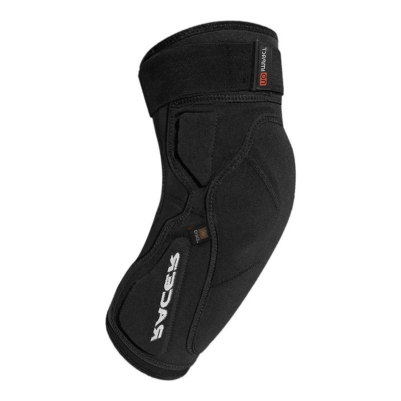 Coudières Racer Profile Elbow D3O noir