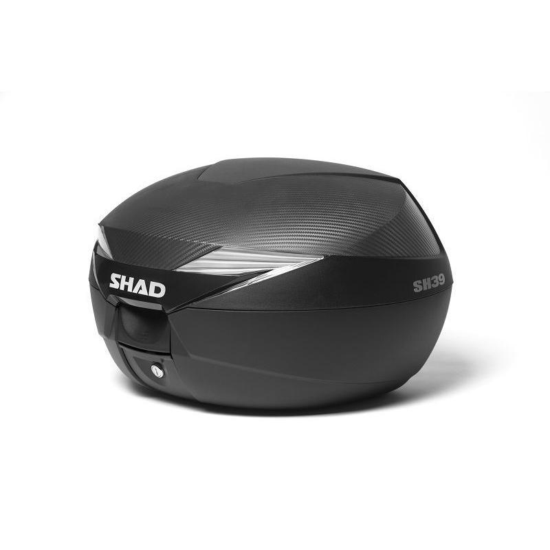 Couvercle Shad pour top case SH39 carbone