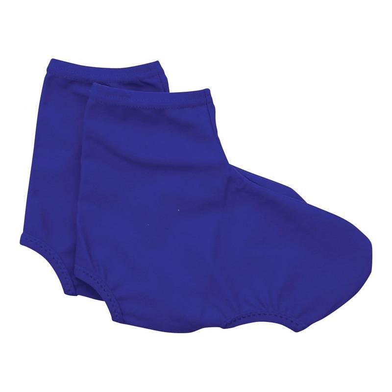 Couvre-chaussures été Newton Lycra bleu