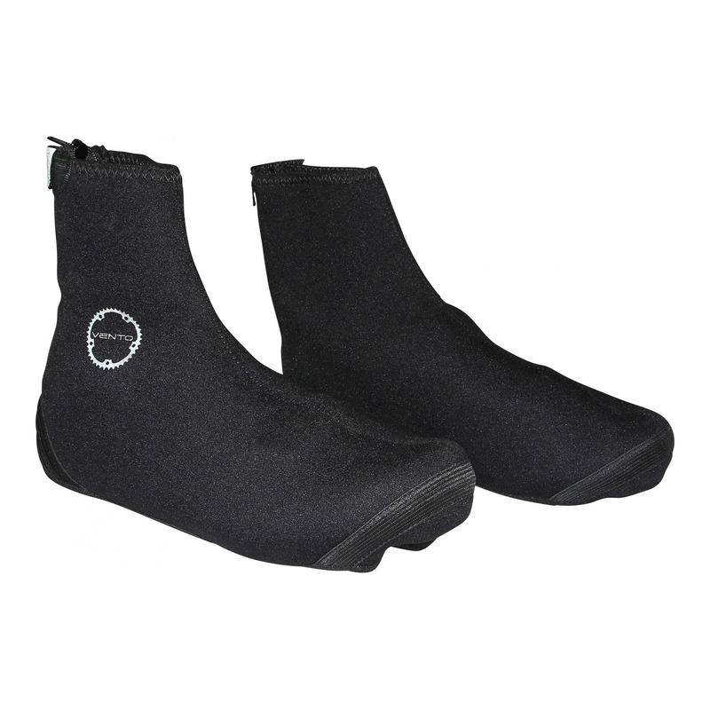 Couvre-chaussures hiver Vento néoprène noir