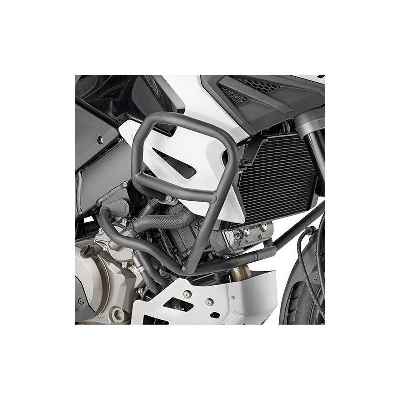 Crashbar Givi Suzuki 1050 V-Strom 2020 noir