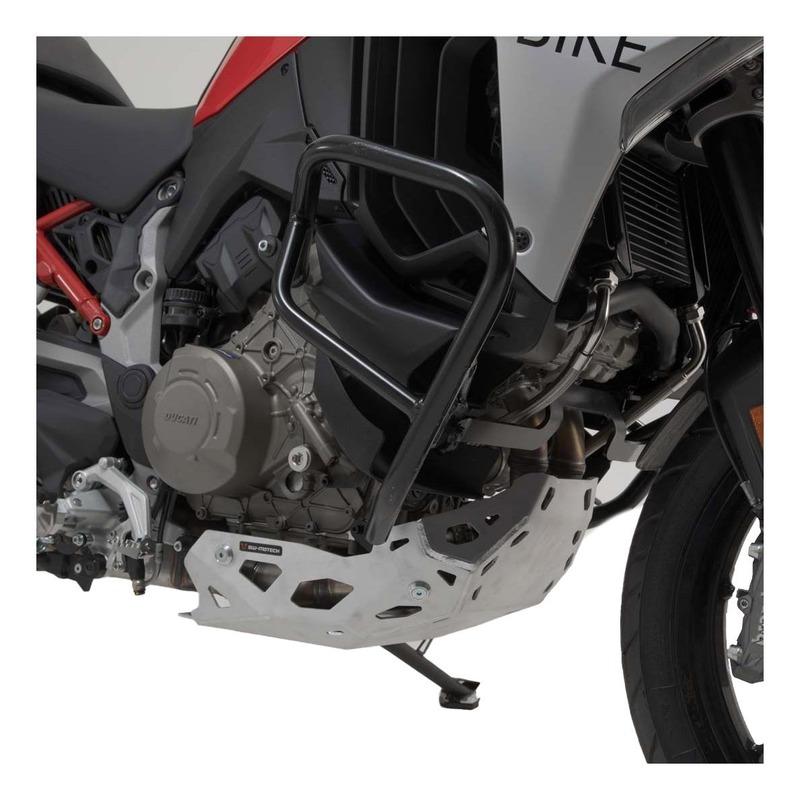 Crashbar noir SW-Motech Ducati Multistrada 1160 V4 2021