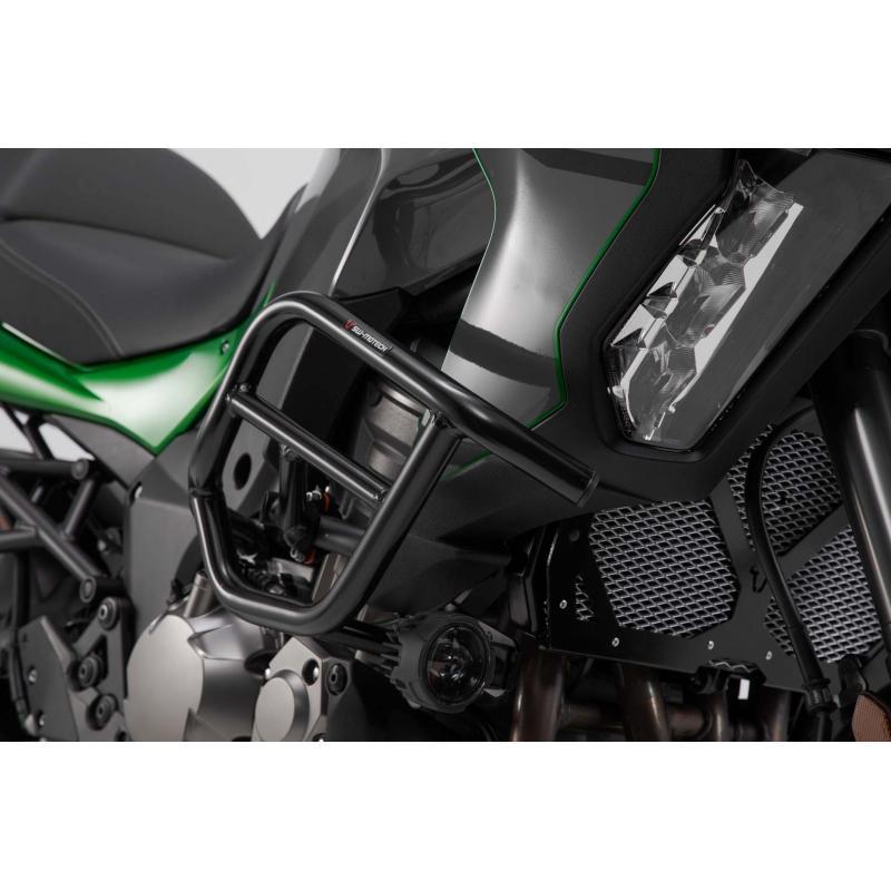 Crashbar noir SW-Motech Kawasaki Versys 1000 18-19