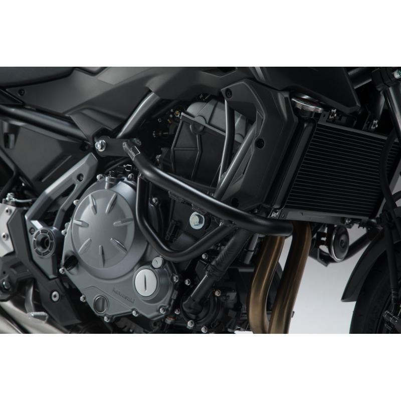 Crashbar noir SW-MOTECH Kawasaki Z650 17-18