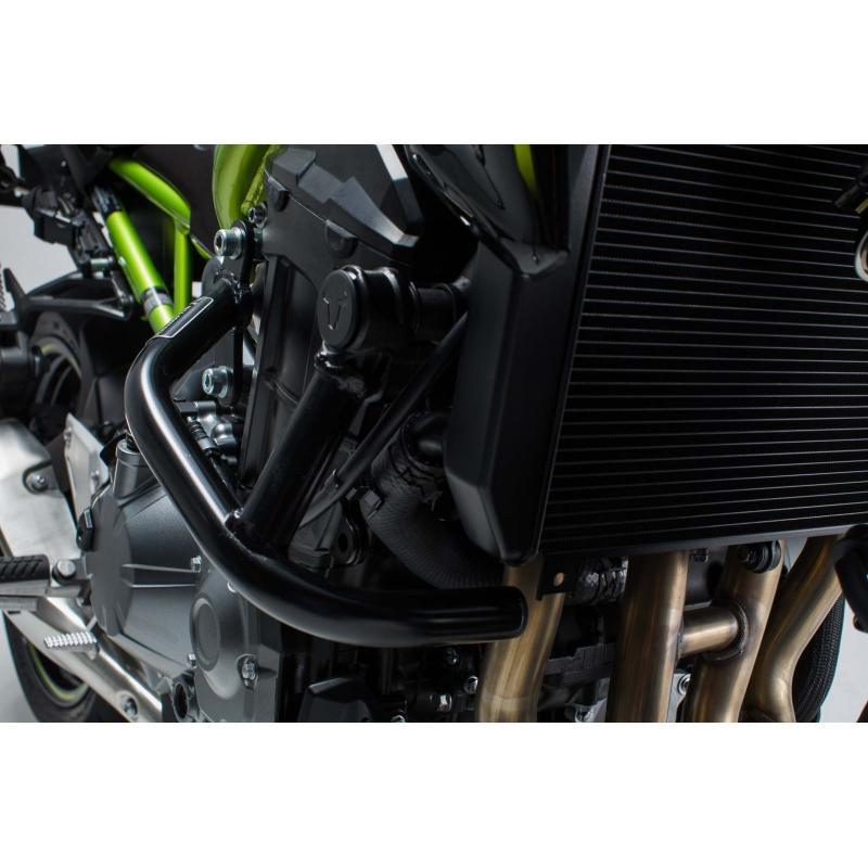 Crashbar noir SW-MOTECH Kawasaki Z900 17-18