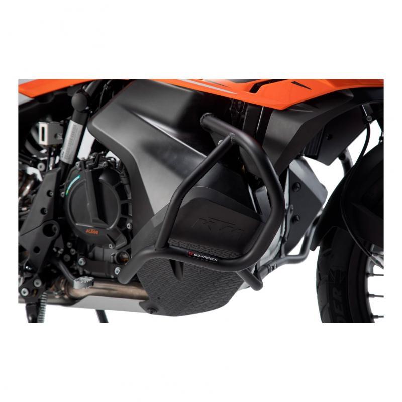 Crashbar noir SW-Motech KTM 790 Adventure 19-20