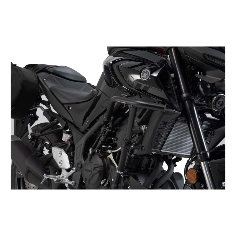 Crashbar noir SW-Motech Yamaha MT-03 321 16-20