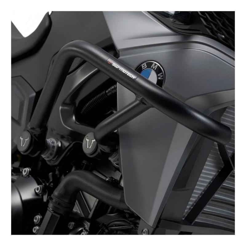 Crashbar supérieur noir SW-Motech BMW R 1200 GS 04-07