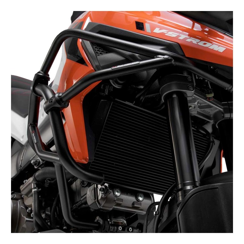 Crashbar supérieur noir SW-Motech Suzuki V-Strom 1050 2020