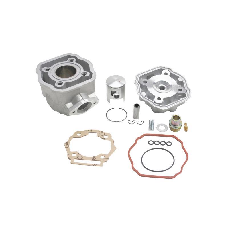 Cylindre Culasse Airsal Alu Tech D.39,9 Derbi Euro 3